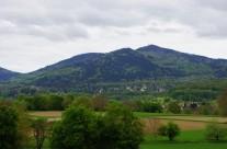 Badenweiler Lipburg Landschaft Bild: © K. Schmeißer