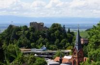 Badenweiler – Lipburg Burg Baden Bild: © K. Schmeißer
