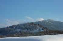 Badenweiler – Lipburg Winterlandschaft Bild: © K. Schmeißer