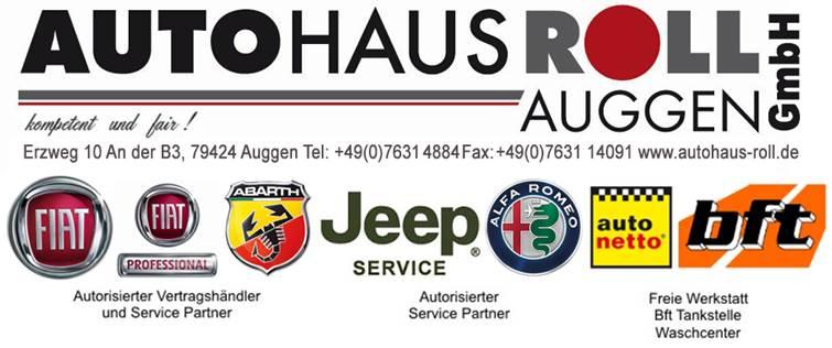Fiat Autohaus Roll GmbH Auggen